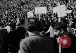 Image of peace demonstration San Francisco California USA, 1967, second 14 stock footage video 65675073294