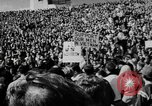 Image of peace demonstration San Francisco California USA, 1967, second 16 stock footage video 65675073294