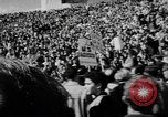 Image of peace demonstration San Francisco California USA, 1967, second 17 stock footage video 65675073294
