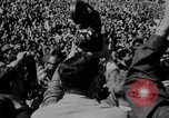 Image of peace demonstration San Francisco California USA, 1967, second 19 stock footage video 65675073294