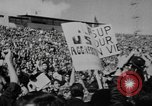 Image of peace demonstration San Francisco California USA, 1967, second 21 stock footage video 65675073294