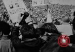 Image of peace demonstration San Francisco California USA, 1967, second 23 stock footage video 65675073294