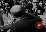 Image of peace demonstration San Francisco California USA, 1967, second 26 stock footage video 65675073294