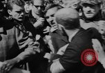 Image of peace demonstration San Francisco California USA, 1967, second 30 stock footage video 65675073294