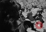 Image of peace demonstration San Francisco California USA, 1967, second 34 stock footage video 65675073294