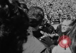Image of peace demonstration San Francisco California USA, 1967, second 35 stock footage video 65675073294