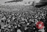 Image of peace demonstration San Francisco California USA, 1967, second 37 stock footage video 65675073294
