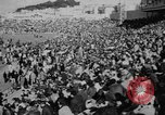 Image of peace demonstration San Francisco California USA, 1967, second 38 stock footage video 65675073294
