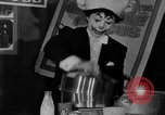 Image of clown show New York United States USA, 1967, second 8 stock footage video 65675073298