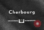 Image of Le Redoubtable Cherbourg Normandy France, 1967, second 1 stock footage video 65675073305