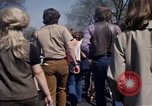 Image of Earth Day Washington DC USA, 1970, second 5 stock footage video 65675073314