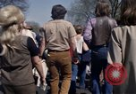 Image of Earth Day Washington DC USA, 1970, second 6 stock footage video 65675073314