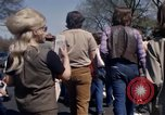Image of Earth Day Washington DC USA, 1970, second 7 stock footage video 65675073314