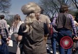 Image of Earth Day Washington DC USA, 1970, second 8 stock footage video 65675073314