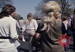 Image of Earth Day Washington DC USA, 1970, second 9 stock footage video 65675073314