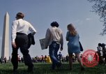 Image of Earth Day Washington DC USA, 1970, second 30 stock footage video 65675073314
