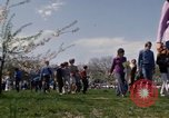 Image of Earth Day Washington DC USA, 1970, second 32 stock footage video 65675073314