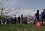 Image of Earth Day Washington DC USA, 1970, second 33 stock footage video 65675073314