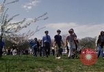 Image of Earth Day Washington DC USA, 1970, second 35 stock footage video 65675073314