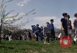 Image of Earth Day Washington DC USA, 1970, second 37 stock footage video 65675073314