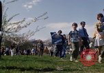 Image of Earth Day Washington DC USA, 1970, second 38 stock footage video 65675073314