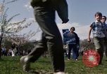 Image of Earth Day Washington DC USA, 1970, second 39 stock footage video 65675073314