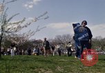 Image of Earth Day Washington DC USA, 1970, second 40 stock footage video 65675073314