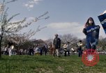 Image of Earth Day Washington DC USA, 1970, second 42 stock footage video 65675073314