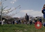 Image of Earth Day Washington DC USA, 1970, second 43 stock footage video 65675073314