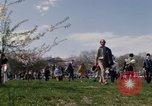 Image of Earth Day Washington DC USA, 1970, second 44 stock footage video 65675073314