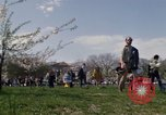 Image of Earth Day Washington DC USA, 1970, second 45 stock footage video 65675073314