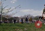 Image of Earth Day Washington DC USA, 1970, second 47 stock footage video 65675073314