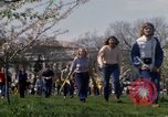 Image of Earth Day Washington DC USA, 1970, second 54 stock footage video 65675073314
