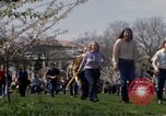 Image of Earth Day Washington DC USA, 1970, second 55 stock footage video 65675073314