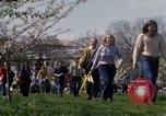 Image of Earth Day Washington DC USA, 1970, second 56 stock footage video 65675073314