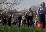 Image of Earth Day Washington DC USA, 1970, second 58 stock footage video 65675073314