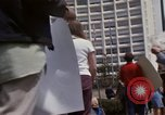 Image of Earth Day Washington DC USA, 1970, second 4 stock footage video 65675073316