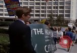 Image of Earth Day Washington DC USA, 1970, second 33 stock footage video 65675073316