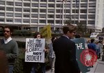 Image of Earth Day Washington DC USA, 1970, second 34 stock footage video 65675073316