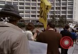 Image of Earth Day Washington DC USA, 1970, second 36 stock footage video 65675073316