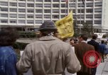 Image of Earth Day Washington DC USA, 1970, second 37 stock footage video 65675073316