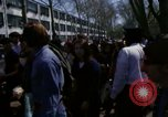 Image of protest march Washington DC USA, 1970, second 1 stock footage video 65675073318