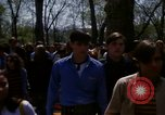 Image of protest march Washington DC USA, 1970, second 13 stock footage video 65675073318
