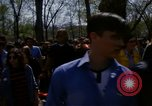 Image of protest march Washington DC USA, 1970, second 14 stock footage video 65675073318