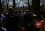 Image of protest march Washington DC USA, 1970, second 16 stock footage video 65675073318