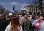 Image of protest march Washington DC USA, 1970, second 22 stock footage video 65675073318