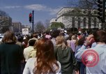 Image of protest march Washington DC USA, 1970, second 23 stock footage video 65675073318