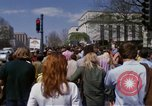 Image of protest march Washington DC USA, 1970, second 24 stock footage video 65675073318