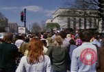 Image of protest march Washington DC USA, 1970, second 25 stock footage video 65675073318
