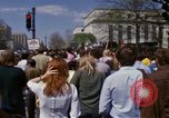 Image of protest march Washington DC USA, 1970, second 26 stock footage video 65675073318